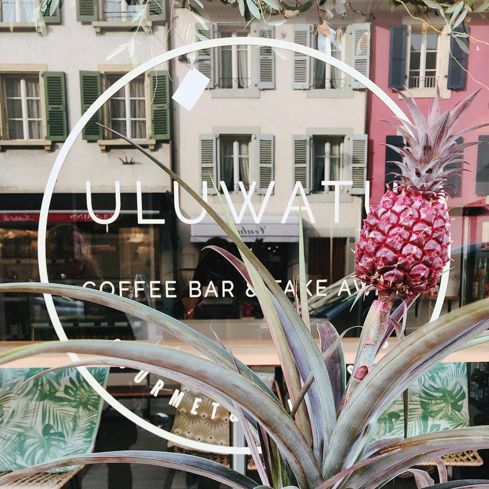 Coffer Bar et Take away de Rolle - Uluwatu House