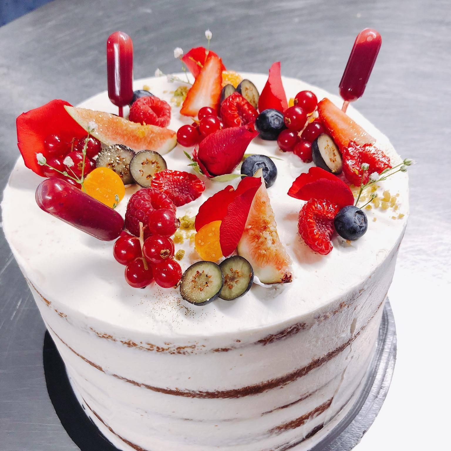 gâteau cheesecake sur mesure par uluwatu house